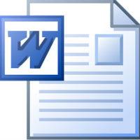 Dokument Microsoft Office Word