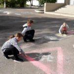 Правила дорожные детям знать положено-2
