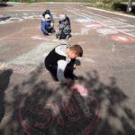 Правила дорожные детям знать положено-4