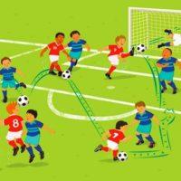 Первенство Каменского района среди школьных футбольных клубов